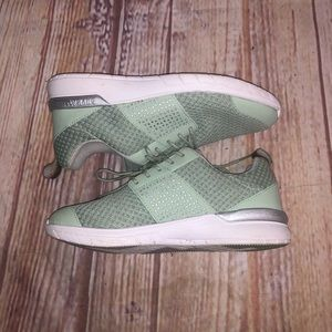 Supra mint women's sneakers lace up size 7